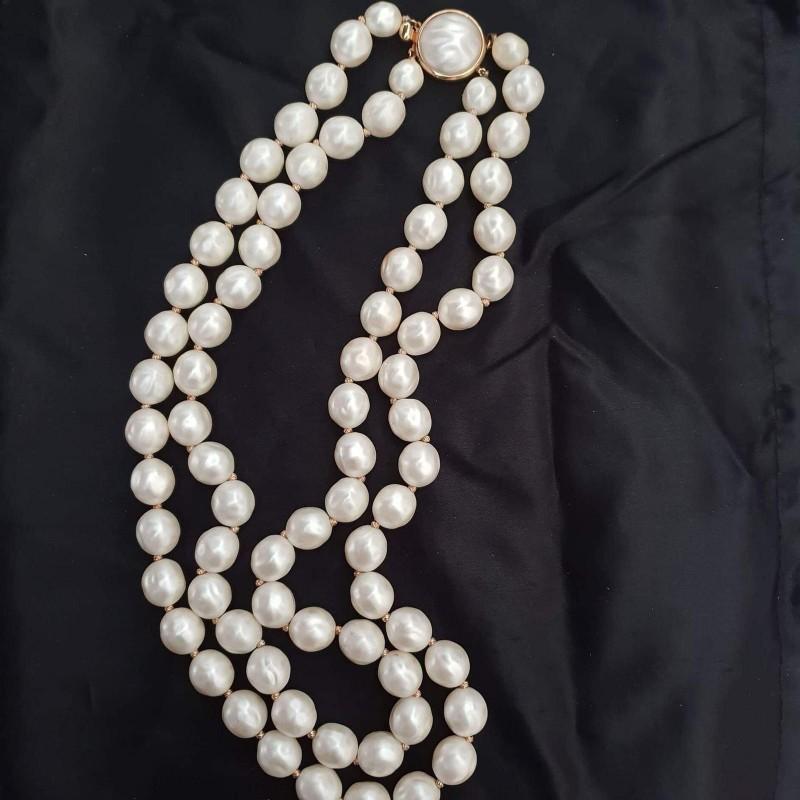 comprare popolare 3c4c0 8b35d Collana di perle Trifari